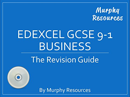 GCSE 9-1 Business Revision for Edexcel Test