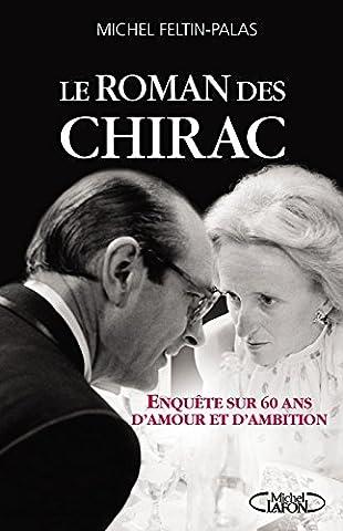 Chirac Livre - Le roman des