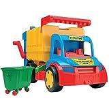 Wader 67000 - Gigant Müllwagen