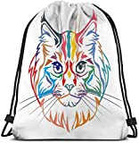 Our gym bags are unisex and fit for multiple activities??including swimming, walking, day trips, camping, sports practices, overnight stays, vacation, travel, yoga, running, shopping, jogging, gym sports or school PE lesson.??stylish&durable??the...