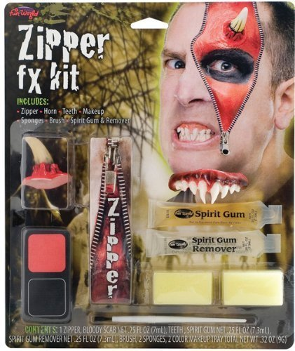 FX Kit Teufel Zipper Wunde (Zipper Fx Kit)
