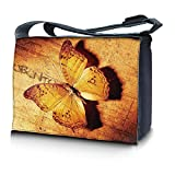 Luxburg design sac en bandoulière sacoche sac collège daily bag 17,3 pouces, motif:...