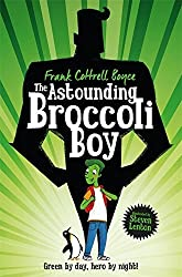 The Astounding Broccoli Boy by BOYCE FRANK COTTREL (2016-01-01)