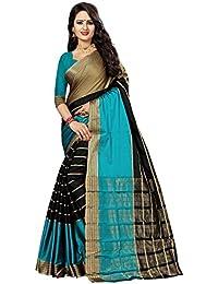 Saree(Leriya Fashion Saree For Women Party Wear Half Multi Colour Printed Sarees Offer Designer Below 500 Rupees...