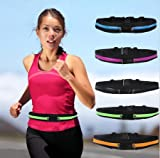Aeoss ® Running Waist Bag carry case for Mobile Casual Waist Pack Sport bag Running Bags Purse Mobile