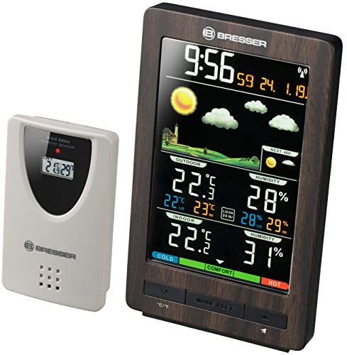 Bresser 7007320 Station météo avec capteur extérieur Aspect...
