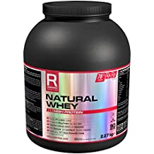 Reflex Natural Whey- Strawberry 2270 g (order 4 for trade outer)