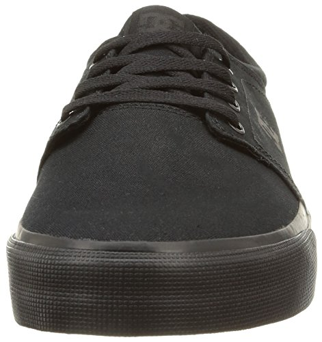 DC Shoes Trase Tx, Baskets Basses Homme Noir (3Bk)
