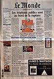 Telecharger Livres MONDE LE No 18301 du 28 11 2003 LES PLUS PAUVRES PENALISES TABAC HAUSSE REDUITE VICTOIRE DES BURALISTES MAJORITE JUPPE S OPPOSE A SARKOZY SUPPLEMENT LE MONDE DES LIVRES JEUNESSE A MONTREUIL MAI 68 ET LES INTELLECTUELS IRAK LES DIFFICULTES DE LA NOUVELLE POLICE JUSTICE LE PROJET PERBEN CONTRE LA CRIMINALITE ORGANISEE ENTREPRISES MOINS DE CONTRAINTES SUR LA COMMUNICATION FINANCIERE AUTOMOBILE L ALFA ROMEO GRAND TOURISME SCIENCES L ORIGINE (PDF,EPUB,MOBI) gratuits en Francaise
