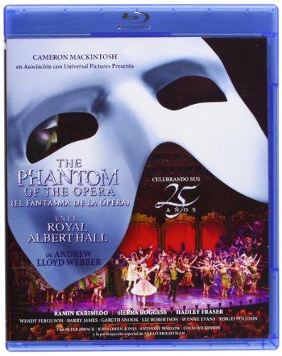 El Fantasma De La Opera El Musical [Blu-ray]