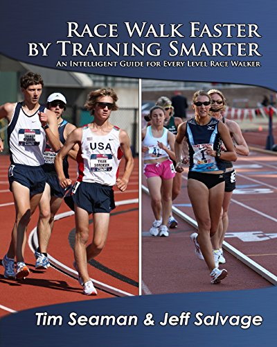 Race Walk Faster by Training Smarter