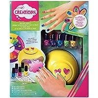 Crayola Juego Uñas Emoji Creations para niños, 04–0422