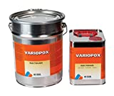 De IJssel Variopox Injectiehars Set 7,5 kg - Hochwertige, farblose 2K-Epoxidharz-Grundierung (Epoxydharz und Härter)