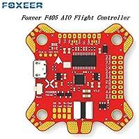 foxeer f405AIO Beta Flight Flight controlador STM32mpu6000OSD decodificadores 5V/2A BEC PDB de control de cámara
