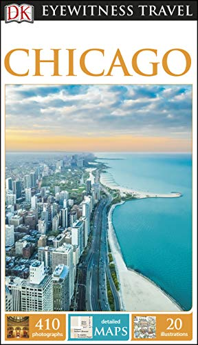 DK Eyewitness Travel Guide Chicago (Eyewitness Travel Guides) (English Edition) por DK Travel