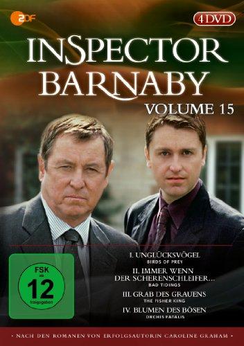 Inspector Barnaby, Vol. 15 [4 DVDs] Preisvergleich