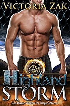 Highland Storm (Guardians of Scotland Book 2) by [Zak, Victoria]