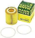 Mann Filter HU 711/4 X Oelfilter