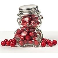 Perfectly Plain Glass Teddy Bear Jar - Party Supplies by FASHIONCRAFT preisvergleich bei billige-tabletten.eu