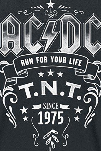 AC/DC T.N.T. T-Shirt schwarz Schwarz