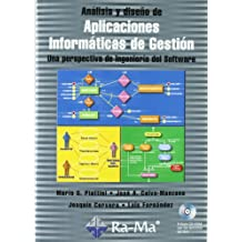 Análisis y diseño de Aplicaciones Informáticas de Gestión. Una perspectiva de Ingeniería del Software.
