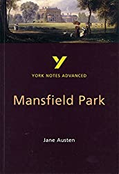 Mansfield Park: York Notes Advanced