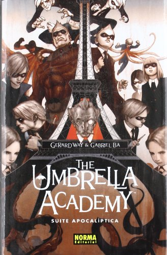 The umbrella academy 1 suite apocalíptica (CÓMIC USA)