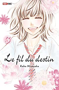 Le fil du destin Edition simple Tome 3