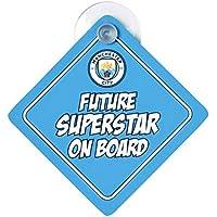 Amazon.co.uk  Manchester City F.C. - Car Accessories   Football ... 43d62e1b9