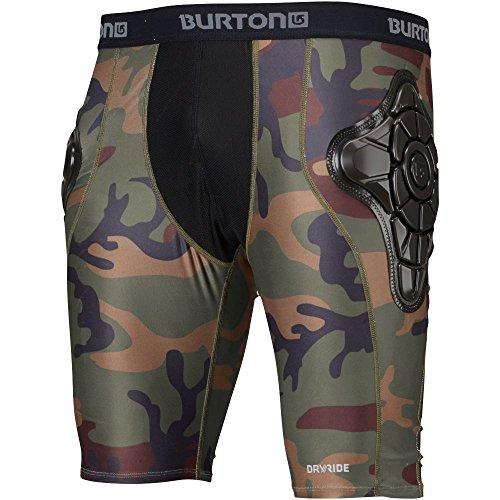 burton-pantaloncini-da-snowboard-con-rinforzi-protettivi-mb-total-imp-multicolore-highland-camo-l