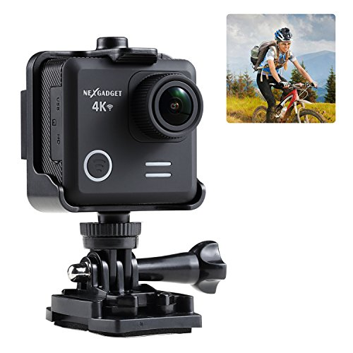 nexgadget-4k-wifi-action-cam-discover-660-series-16mp-4k-waterproof-sports-camera-170-degree-ultra-w
