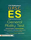 U.P.S.C ES General Ability (Include Solved Papers 2012-2014) - GKP