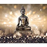 murando - Papier peint intissé 100x70 cm - Papier peint - Tableaux muraux déco XXL - Bouddha h-C-0011-a-b