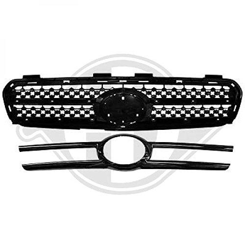 calandre RAV 4, 06 noir avec cadre chromé