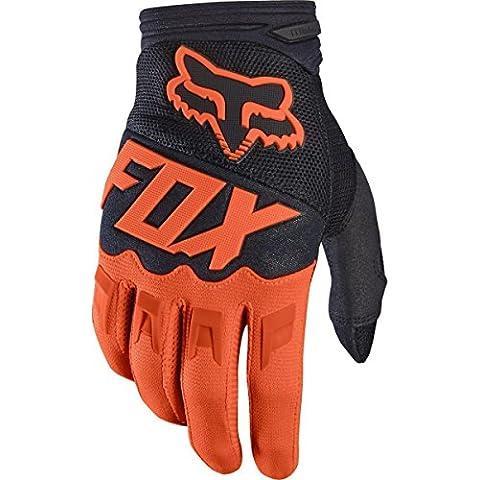 2017 Fox Racing Dirtpaw Race Gloves-Orange-XL by Fox Racing