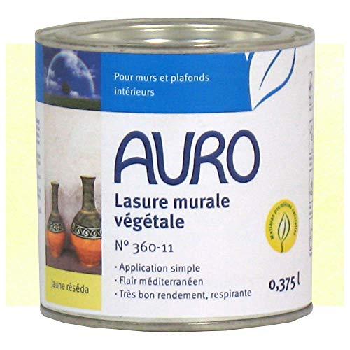 Auro Wandlasur-Pflanzenfarbe