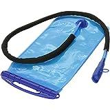 Bolsa de agua - AOTU 2L PEVA ancha boca de la vejiga de hidratacion bolsa de agua para los deportes que va de excursion que sube de bicicletas Mochila portatil