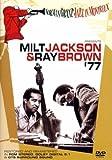Milt Jackson / Ray Brown [DVD] [2009]