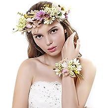 Suchergebnis Auf Amazon De Fur Blumen Haarband