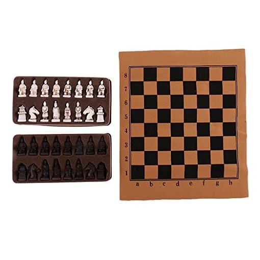 FITYLE-Terrakotta-Armee-Schachspiel-chinesisch FITYLE Terrakotta-Armee Schachspiel -chinesisch – S -