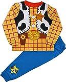 Boy's Toy Story WOODY Cowboy Costume Novelty Pyjamas 1.5-2,2-3,3-4,4-5 Years