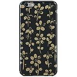 Belkin - Etui/grip pour iPhone 6 Plus/6S Plus (Dana Tanamachi) avec motifs florals - Noir