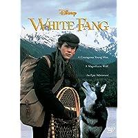 WHITE FANG - DVD REGION 2/ COVER IN GREEK LANGUAGE/LANGUAGE:ENGLISH, GERMAN, SPANISH. SUBTITLES:ENGLISH,GREEK,CROATIAN ...