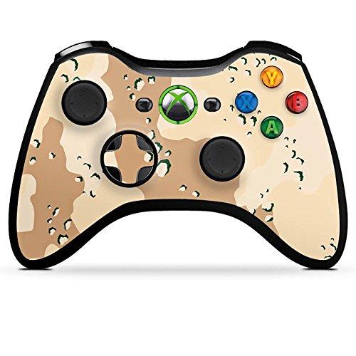 microsoft-xbox-360-controller-case-skin-sticker-aus-vinyl-folie-aufkleber-camouflage-sand-army
