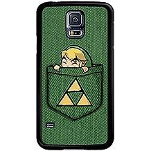Zelda Pocket Link Case Protective Cover Funda Samsung Galaxy S5