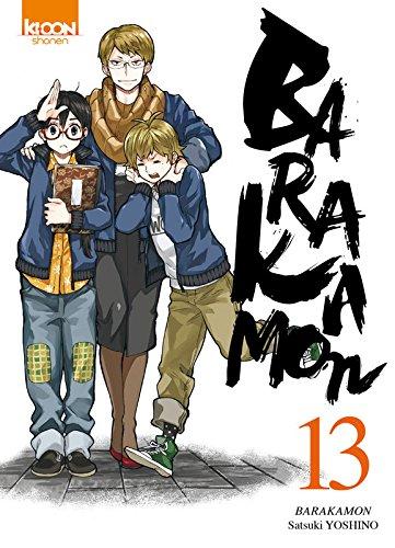 Barakamon Edition simple Tome 13