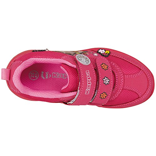 Kappa Mädchen Whinny Kids Low-Top Pink (2222 pink)