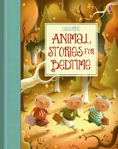 Animal Stories for Bedtime (Read-aloud Treasuries)