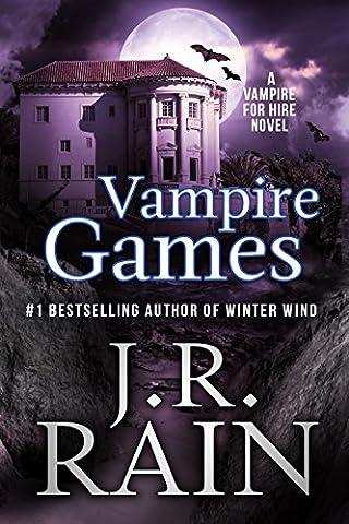 Vampire Games (Vampire for Hire Book