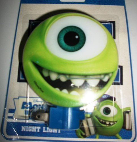 Monster University Night Light (Mike Wazowski) by Disney Pixar